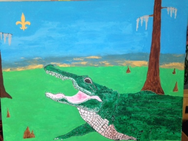 Gator by David Young